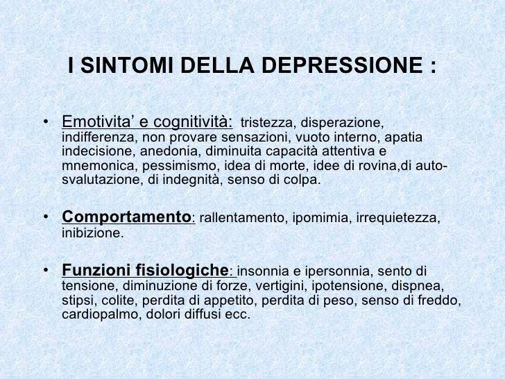 Favoloso Frasi Sulla Depressione MC26 » Regardsdefemmes PF69
