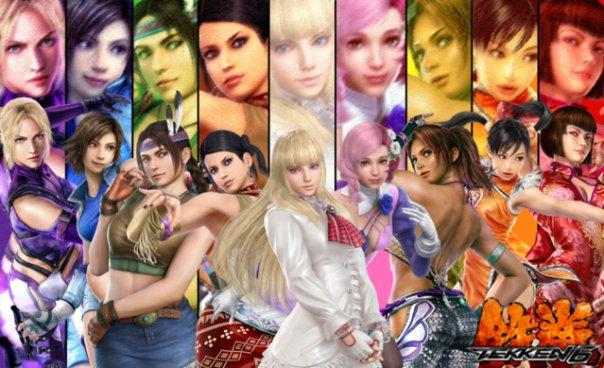 I corpi standard delle donne nei videogames - Bossy