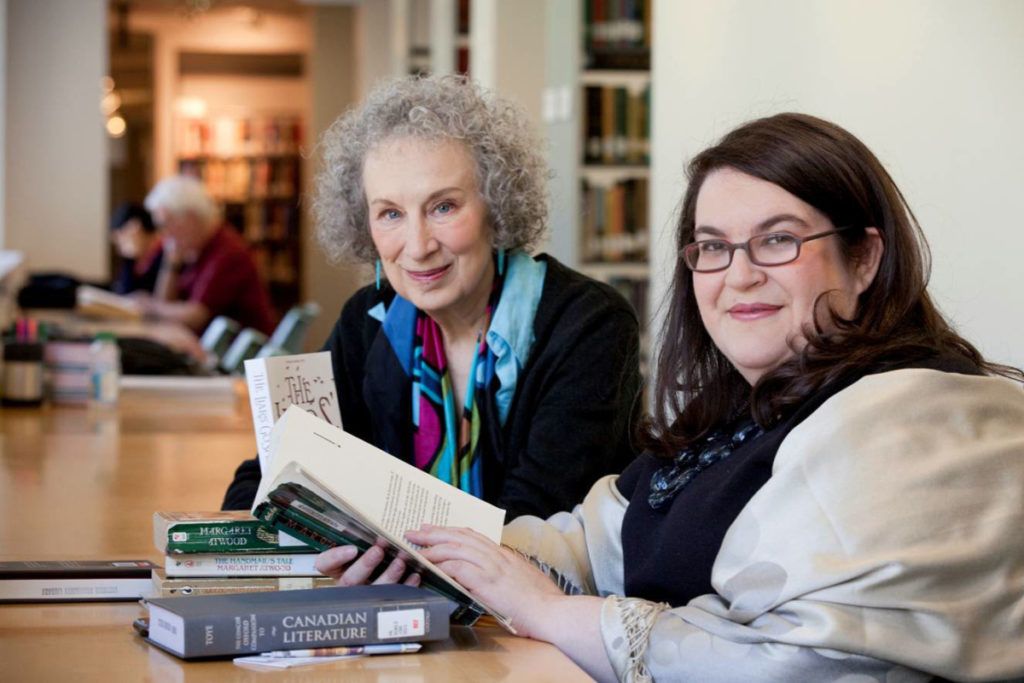 Margaret Atwood e Naomi Alderman